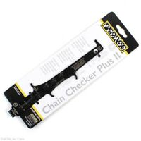 Pedro's Bike Chain Checker Plus II Wear Indicator Hook Chainring Nut Wrench Tool