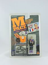 M P.A.C.T. Victor Savage SCREECH 1991 Toymax MOC Shatter Force PACT GI Joe NEW