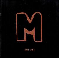 METALLICA 2003 / 2004 ST. ANGER TOUR CONCERT PROGRAM BOOK / SLEEVE / NMT 2 MINT