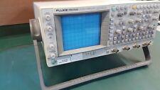 Fluke PM3394b CombiScope 200Mhz 4 Channles Oscilloscope 110-240V