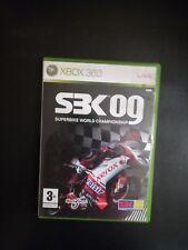 SBK 09 XBOX 360  EDIZONE ITALIANA