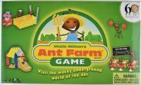 Uncle Miltons ANT FARM Board Game habitat eduational Winning Moves SEALED