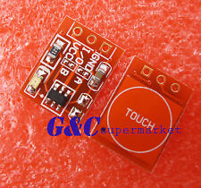 5PCS NEW TTP223 Capacitive Touch Switch Button Self-Lock Module for Arduino