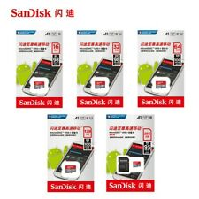 SanDisk 32GB Micro SD SDHC Memory Card for Mobile Phones Tablets Cameras Dashcam