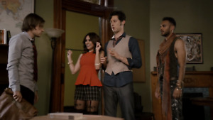 Episode 1 Margo Bracelet Gold The Magicians Season 1 Unauthorized Magic