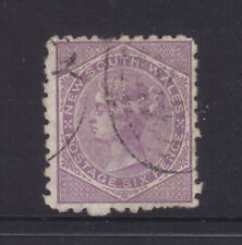 Nsw: 4d Lilac Sg 234 Perf 10 Used.
