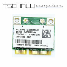 Broadcom Mini PCIe Wifi card Wlan Karte + Bluetooth BCM943142HM DW1704 NEU