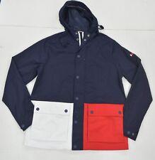 NWT Mens Tommy Hilfiger Dawson Jacket Outerwear Hood...