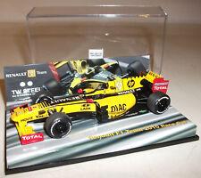 NEU Minichamps Renault F1 Team 2010 Race Car TW Steel 1:43 403100281