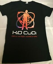 80da6685 Kid Cudi Man on the Moon: The End of Day Album T-Shirt Women's