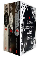 The Wolves of Mercy Falls 3 Books  Maggie Stiefvater Forever Linger Shiver