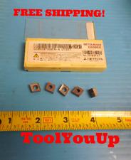 5 PCS NEW MITSUBISHI CCMX09T308EN A UTi20T CARBIDE INSERTS CNC LATHE MILL