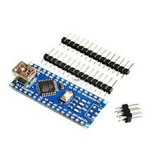 Arduino Nano V3.0 compatible Mini USB Development board ATmega328P & CH340G