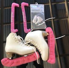 Risport Figure Ice Skates Boots- White