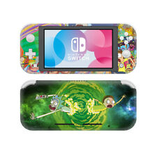 Rick and Morty Nintendo Switch Lite Skin