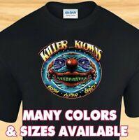 2019 Killer Klowns Klownzilla XS Tshirt Halloween Horror Nights New