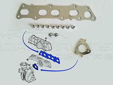 FOR ACCORD CRV FRV CIVIC 2.2 DIESEL EXHAUST MANIFOLD TURBO GASKET NUTS BOLTS