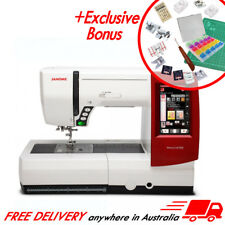 Janome MC9900 Sewing Machine Memory Craft Quilting Dressmaking Embroidery NEW