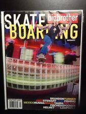 Pat Duffy May 2003 Big Brother Skateboard Magazine