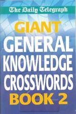 Giant General Knowledge Crosswords: Book 2 (Bk.2)
