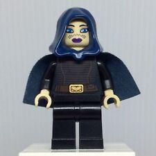 LEGO Star Wars Clone Wars sw0379 Barriss Offee Minifigure w Cape from 9491