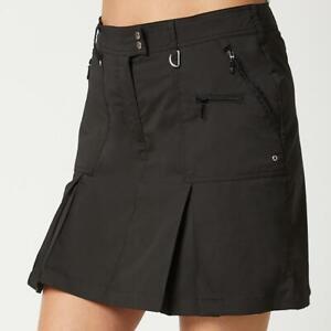GGBlue Boca Skort Black size 6 or 10 NEW NWT Ladies Golf Tennis Leisure