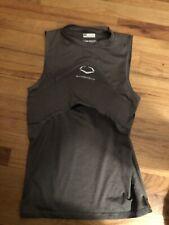 Men's Evoshield Baseball Heart Guard Sleeveless Shirt With Mold Adult Medium