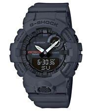 Casio G-SHOCK Grey G-SQUAD Step Tracker Bluetooth Men's Watch GBA-800-8A