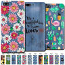 Rubber Cute TPU Case Cover Soft Pattern Protective Clear Back Skin For Huawei