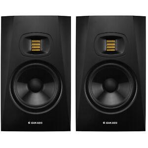 """Adam Audio T7V 7"""" Active Studio Monitor Speaker (Pair)"""