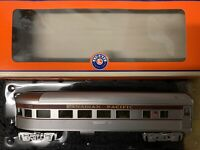 ✅LIONEL CANADIAN PACIFIC OBSERVATION PASSENGER CAR! 6-35255  TRAIN SET