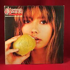 SAXON Innocence Is No Excuse 1985 UK vinyl LP EXCELLENT CONDITION NWOBHM