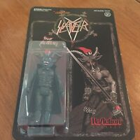 "Slayer ""Show No Mercy"" Black Magic Version Variant ReAction Figure"