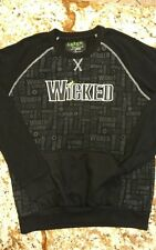 GREEN FOR GOOD WICKED SWEAT SHIRT BLACK M