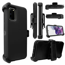 defender Shockproof case Samsung Galaxy S20/S20 Plus/ultra (clip fit otterbox)