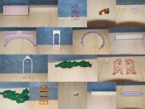 Playmobil Ersatzteil zum Aussuchen für Prinzessinnen Schloss 5142, anschauen !!!