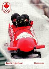 1992 Canadian Olympic Hopefuls #166 John Graham