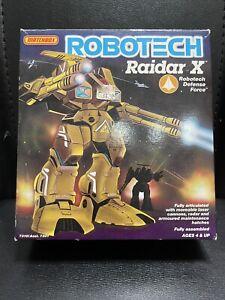 HARMONY GOLD ROBOTECH DESTROID RAIDER X MINT 1985
