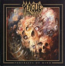 PLAGUE Portraits Of Mind CD