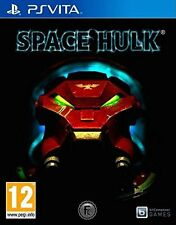 Space Hulk [PlayStation Vita PSV, Region Free, Warhammer Tactical Strategy] NEW