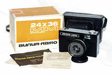 Vilia Avto Russian 35mm camera USSR Boxed Vintage Be LOMO Auto wlens T-69-3