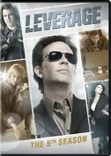 LEVERAGE THE FINAL SEASON 5 New Sealed 4 DVD Set