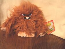 """Moshi Monsters Furi Plush With Tag Unopened Code 7"""""""