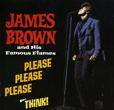 Brown,James - Please Please Please/Think! (CD NEUF)