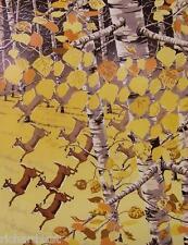 Jigsaw puzzle Animal Wild Aspen Grove Ballet 750 piece NIB