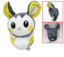 15CM Cute Pokemon Smile Emolga Kids Toy Soft Plush Stuffed Doll Toy Birthday