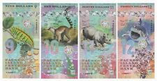 Faunus Island Set 4 banknotes 2020 UNC (31519) Private issue