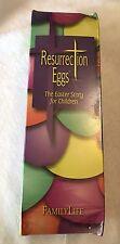 Family Life Resurrection Eggs The Easter Story for Children New Sealed 12 Eggs
