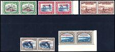 Namibia Dienstmarken Mi. 35/54(2)** beide Ausgaben, Luxus (1075,- €) (70/31)