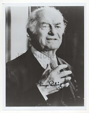 Linus Pauling - Nobel Prize in Chemistry - Signed 8x10 Photograph